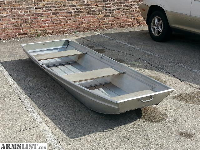 Aluminum jon boats for sale in louisiana area