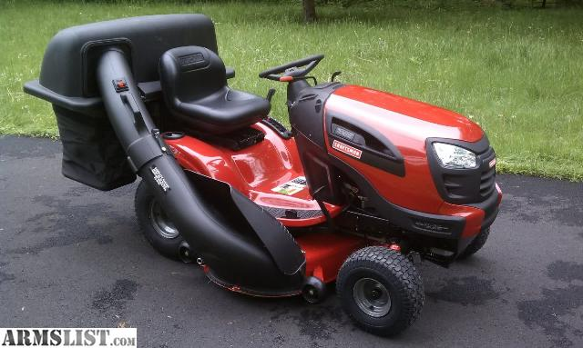 Craftsman 3000 Lawn Tractor : Craftsman yt inch hp riding lawn tractor