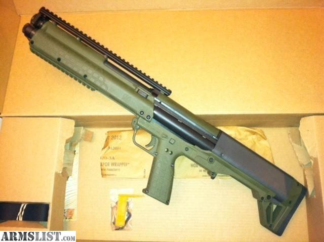 Kel-tec Ksg Green Sell my Green Kel Tec Ksg