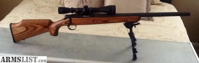 Armslist For Sale Remington 504 17hmr Heavy Barrell
