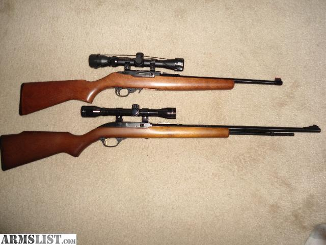 For sale marlin model 60 with scope