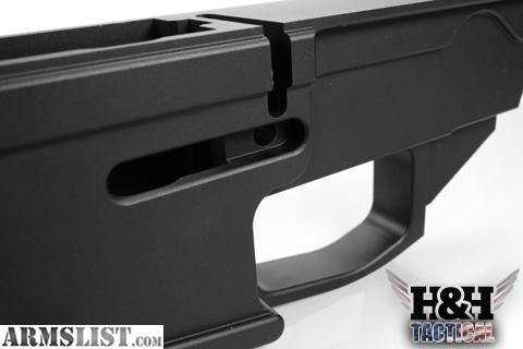 80 Percent Lower Receiver
