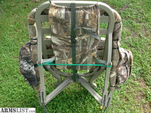 Armslist For Sale Trade Summit Goliath Ss Treestand