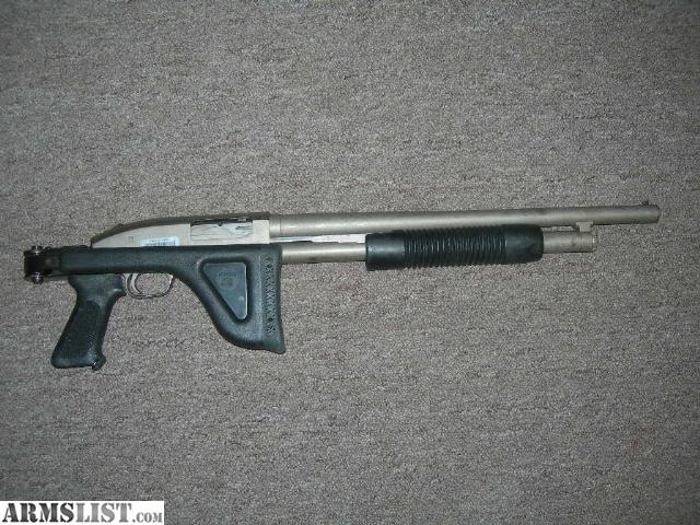 ARMSLIST - For Sale: mossberg 590 mariner stainless steel ...