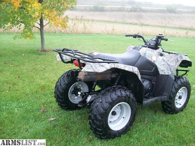 armslist for sale 2008 suzuki king quad 400 4x4 atv mossy oak camo finish 550 miles 1 owner. Black Bedroom Furniture Sets. Home Design Ideas