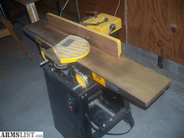 Armslist for sale trade 6 amt wood jointer planer for 12 inch table saw for sale