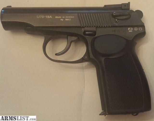 For sale trade russian makarov