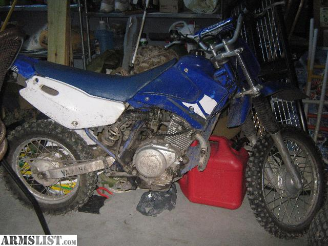 Dirt Bikes For Sale Jacksonville Nc Will trade for