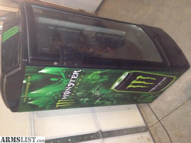 Man Cave Guns For Sale : Armslist for sale monster energy fridge man cave