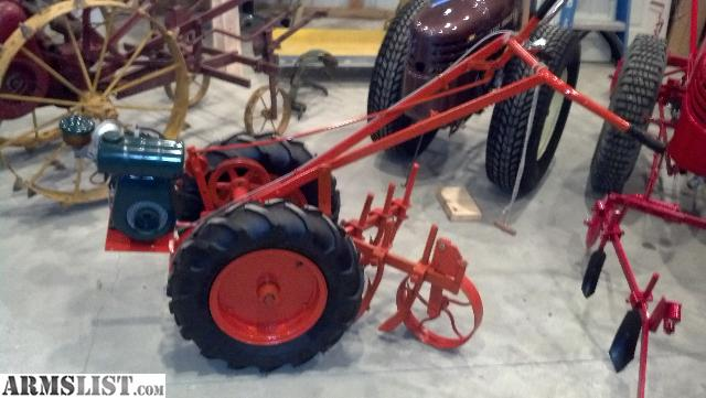 Armslist for sale trade antique garden tractors for Garden equipment for sale
