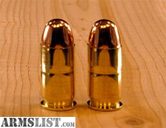 Armslist for sale trade 45 acp ammo