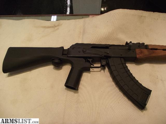 armslist for sale wasr 10 ak 47 with full auto bump fire stock new. Black Bedroom Furniture Sets. Home Design Ideas