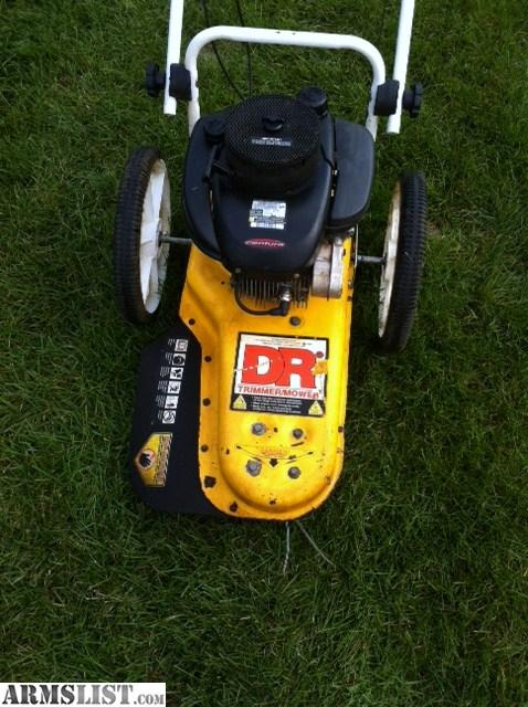 Armslist For Sale Trade Dr Trimmer And Vintage Lawn Boy