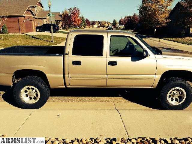 armslist for sale 2007 chevy silverado classic 1500 ls crew cab. Black Bedroom Furniture Sets. Home Design Ideas