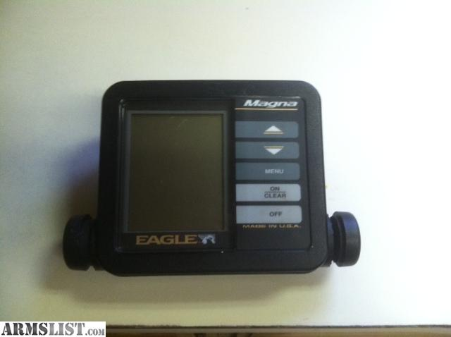 Armslist for sale trade fish finder eagle magna for Fish finder for sale