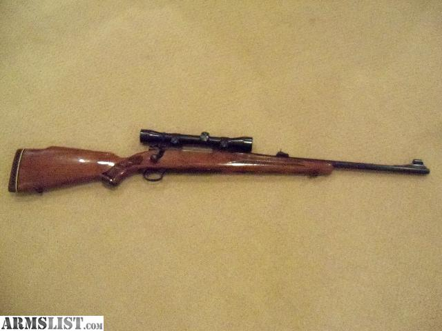 Winchester 30 06 Rifle