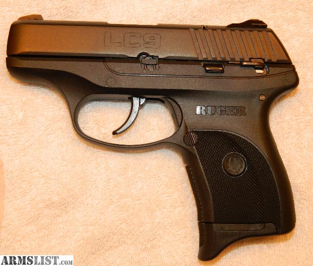 Armslist for sale ruger lc9 9mm semi auto like new for Cash n carry motors savannah ga