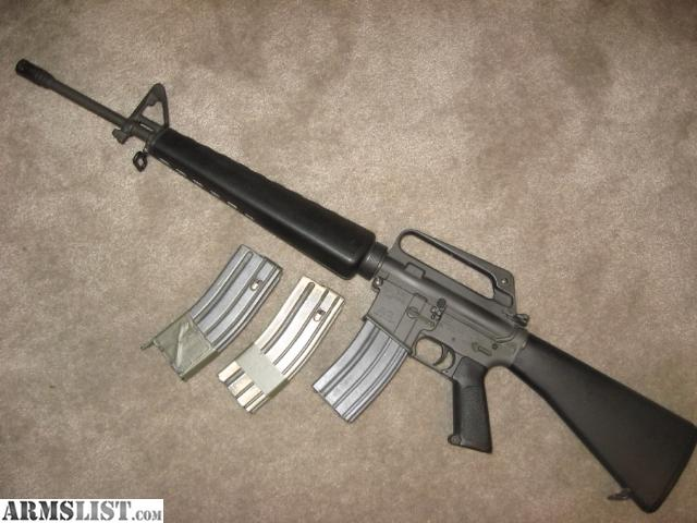 1971 model pre ban colt ar 15 excellent condition many years in