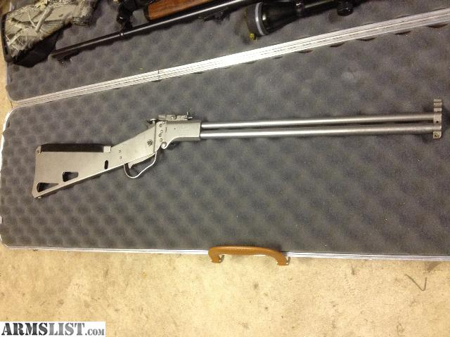 ARMSLIST - For Sale/Trade: Springfield M6 scout