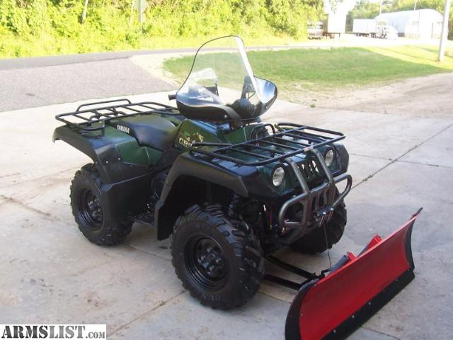 Armslist for sale tn 1998 yamaha grizzly 600 4x4 w for Yamaha grizzly 600