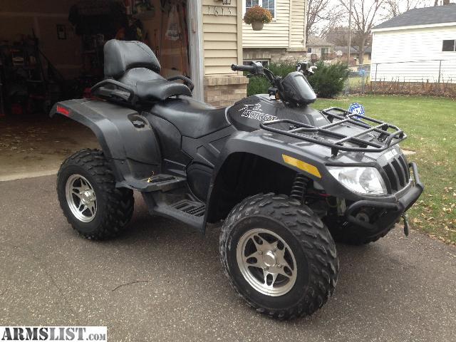 Arctic Cat Trv  Limited For Sale