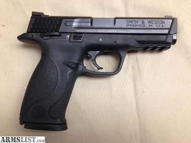 ARMSLIST - For Sale: Smith & Wesson M&P .40 caliber SW