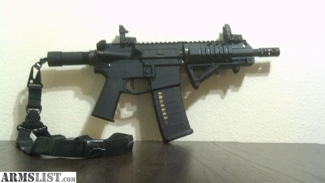 Who makes these short AR15 Pistol Buffer's? - Gear and