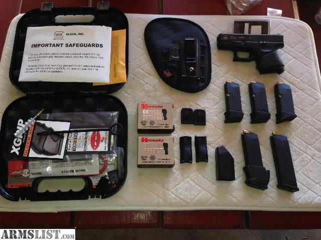 Armslist for sale trade glock 27 gen 4 Shepherds motors