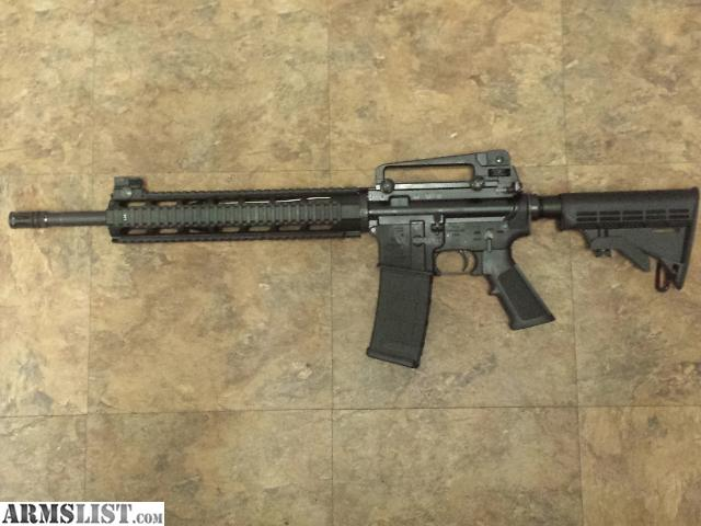 For Sale: Bushmaster AR-15 5.56