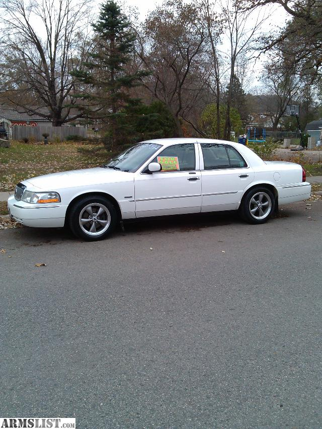 armslist for sale 2003 mercury grand marquis. Black Bedroom Furniture Sets. Home Design Ideas