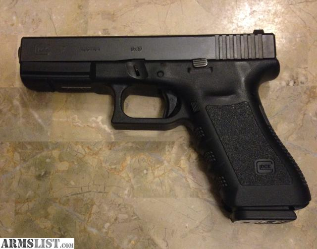 how to clean a glock 17 gen 3