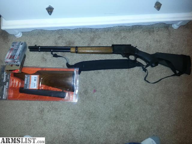 For Sale/Trade: Marlin 336 30-30 1972 pre safety