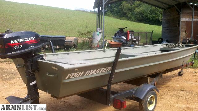 Boats For Sale: Flat Bottom Boats For Sale