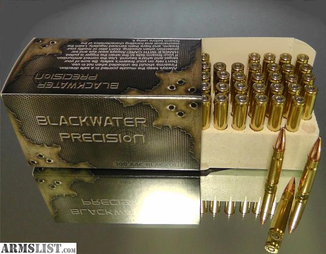 Armslist for sale new 300 aac blackout ammunition 50ct