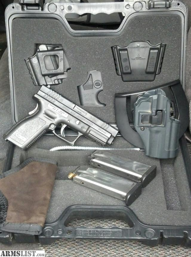 armslist for sale springfield armory xd40. Black Bedroom Furniture Sets. Home Design Ideas