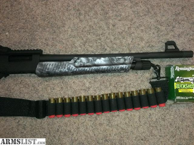 ARMSLIST - For Sale/Trade: Weatherby Black Reaper 12 ga ...