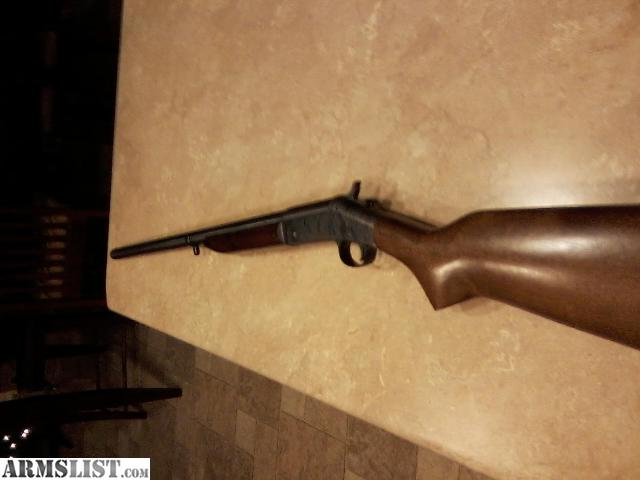 MArlin Model 200 Single Shot - Shotgun, 12 Gauge, Nice Seldom Seen Gun ...