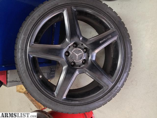 armslist for sale trade mercedes benz amg wheels tires
