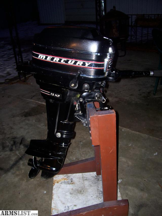 Armslist on facebook armslist twitter page armslist on for Mercury 2 5 hp outboard motor for sale