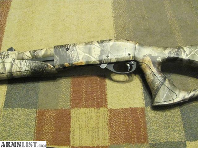 Armslist For Sale Remington 870 Camo 12ga Deer Gun