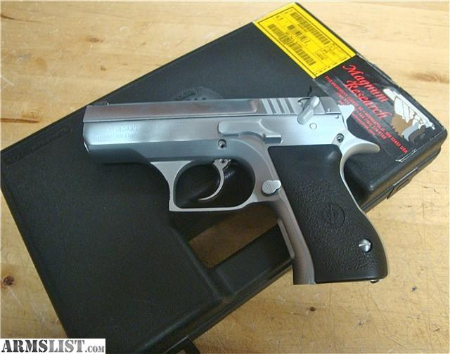 chrome baby desert eagle - photo #12