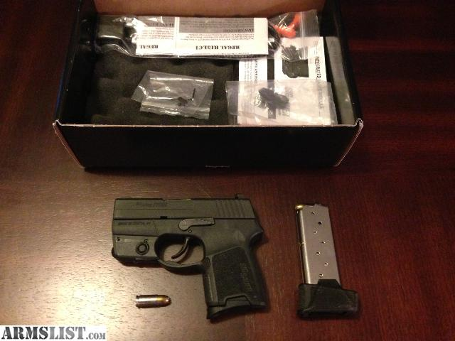 For Sale: Sig Sauer P290rs - Compact 9mm - Laser & Night Sights