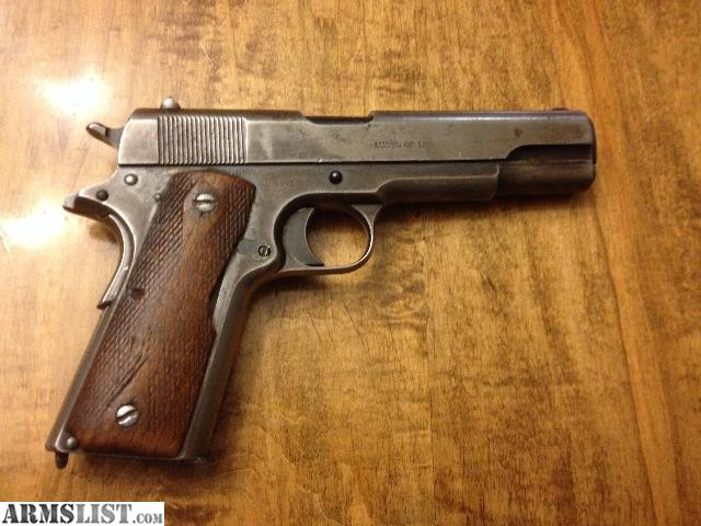 ARMSLIST - For Sale: Colt 1911 .45.