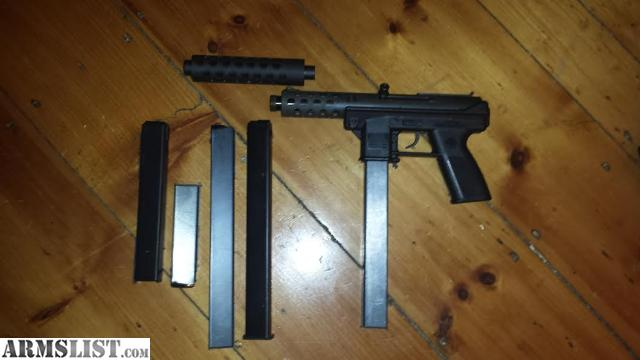 ARMSLIST - For Sale/Trade: Tec-9 with extra mags and ...