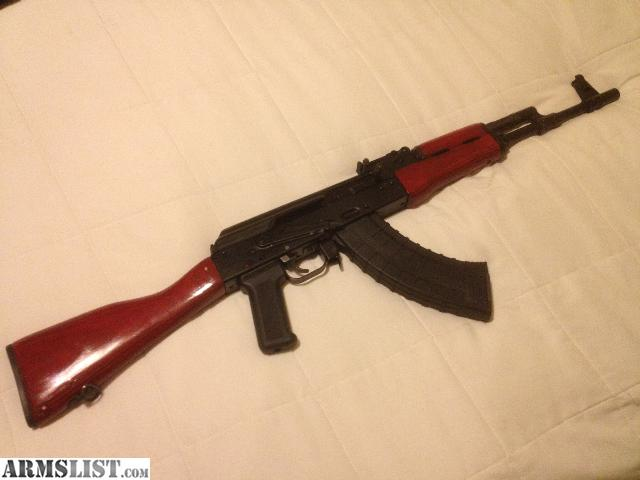 Armslist for sale trade saiga ak 47 cherry wood furniture Ak 47 wooden furniture