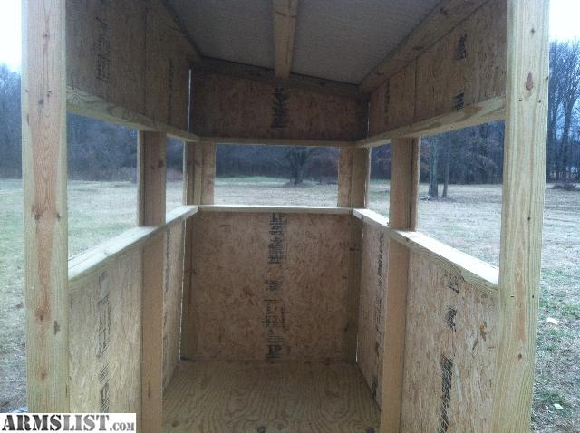 Armslist For Trade Shooting House Deer Blind