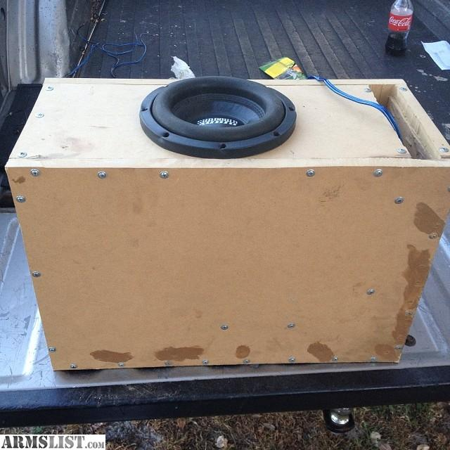 Sundown audio subs for sale