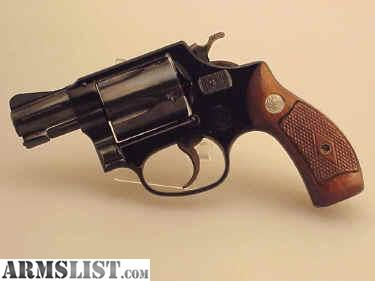 Smith and Wesson 38 Snub Nose