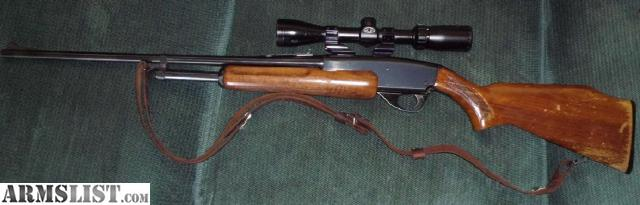 Savage 30 30 Pump Rifle