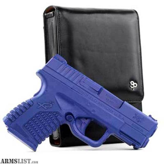 For Sale: Springfield XDS 9 / XDS 45 Sneaky Pete Holster